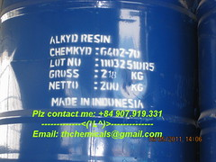 Alkyd resin- chemkyd 6402-70 - phuy_2 (Ha cht cng nghip - CHEMICALS) Tags: resin alkyd chemkyd 640270 phuy2