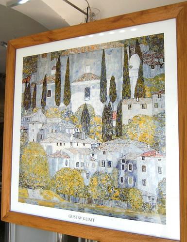 cassone di Gustav Klimt