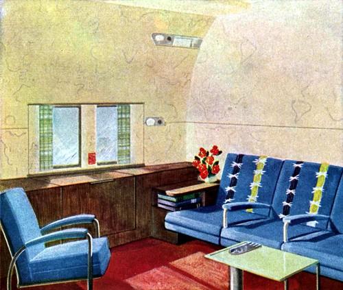 Boeing 314 Honeymoon Suite
