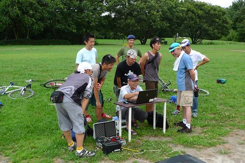2011年11月20日、埼玉県秋ヶ瀬公園で何かが起こる。