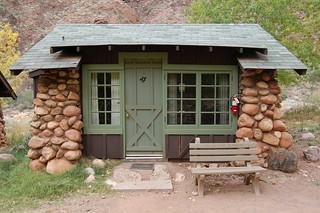 Grand Canyon: Phantom Ranch Cabin 0097