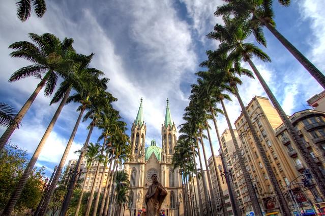 Catedral Metropolitana de Sao Paulo