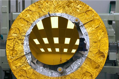 Webb's Secondary Mirror