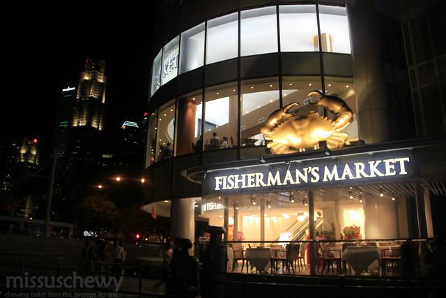 Fisherman's Market exterior