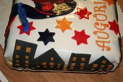 torta spiderman lato (anna's things) Tags: birthday cake children bambini spiderman compleanno torte mmf