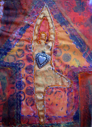 Prayer Flag 12: For Balance detail