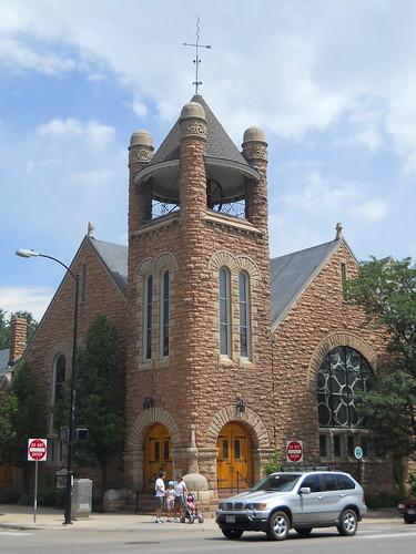 Boulder church