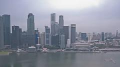 Marina Bay in Singapore (SangHoon Pak) Tags: leica travel family marina landscape hotel bay singapore sands x1