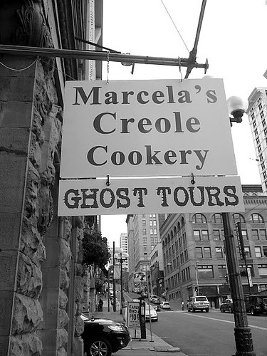 Curious about this Restaurant's New Offering: GHOST TOURS