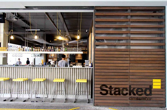 Stacked Dim Sum Bar is at The Quayside