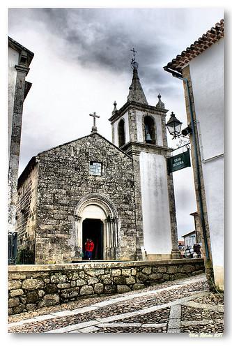 Igreja de Santa Maria dos Anjos (matriz de Valença) #2 by VRfoto