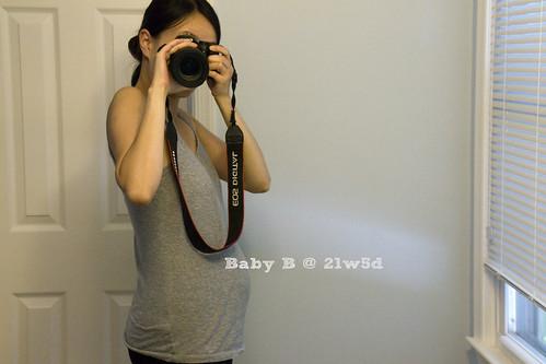 Baby B @ 21w5d