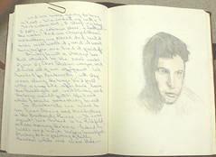 2011/07/15 Treasure book 6.48 (nonie vogue) Tags: 6 pencil book sketch treasure