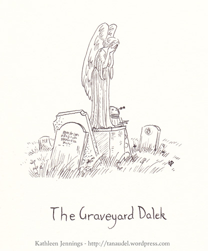 The Graveyard Dalek