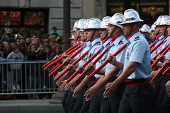 Sapeurs-Pompiers, Bastille Day Parade, Paris (IFM Photographic) Tags: paris france canon 70300mm tamron troops 8th bastilleday 8e 8me champslyses frencharmy 75008 militaryparade sapeurs img1966 avenuedeschampslyses tamron70300mm armedeterre sapeurspompiers laftenationale 450d bspp tamron70300mmf456dildmacro brigadedessapeurspompiersdeparis lequatorzejuillet parisfirebrigade 8tharrondisment arondisment thefourteenthofjuly