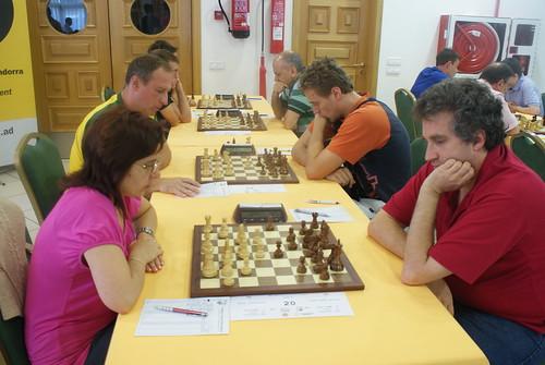 Irina-Luiza Marin (ROU) vs Alfonso Jerez (ESP)