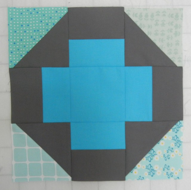 Block #2: Greek Cross