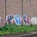 Graffiti in Düsseldorf 2011