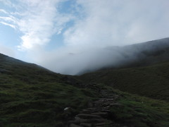 Scafell Pike cloud (Alex Staniforth: Wildlife/Nature Photography) Tags: 3 alex cheshire wildlife casio peaks staniforth stani exfh20