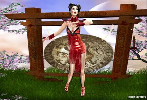 Elacor - Agony rosso