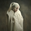 white silent stone... (martikson) Tags: light portrait white girl stone silent figure ludwika martikson —obramaestra—
