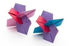 XYZ modulars (Maria Sinayskaya) Tags: origami planar modularorigami francisow