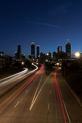 Atlanta Skyline (mjkjr) Tags: longexposure atlanta skyline night canon ga georgia nightshot atl f14 atlantaskyline dslr canondslr manfrotto 17mm jacksonstreetbridge 13secondexposure 13sec atlantaatnight canon1755mm 60d efs1755mmf28isusm canon60d mjkjr httpwwwflickrcomphotosmjkjr