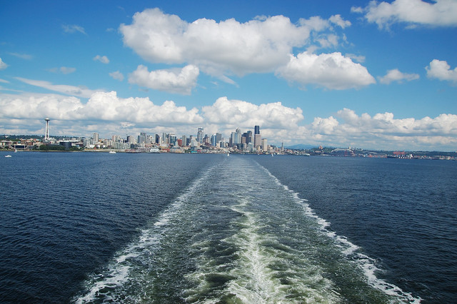 2011.07.03 Alaska Cruise / Seattle