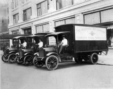 Hudson Trucks