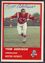 1963 Fleer - 09 - Tom Addison
