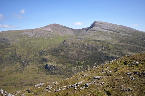 The Easain's from Sgurr Innse