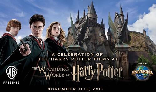 Wizarding World of Harry Potter Weekend