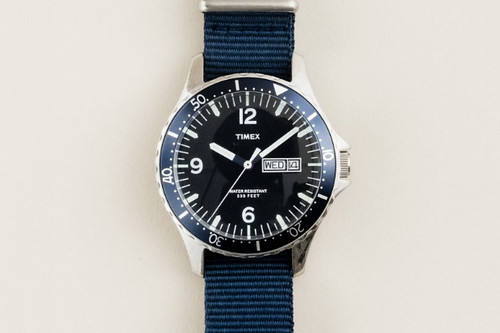 J Crew Timex Andros Watch