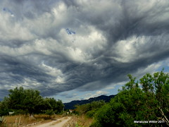 hello, good morning (Marlis1) Tags: sky clouds sommer catalunya baixebre rightplacerighttime elsports marlis1