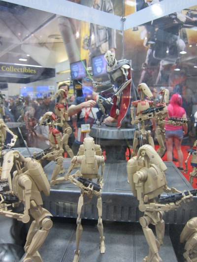Sideshow Toys at SDCC 2011