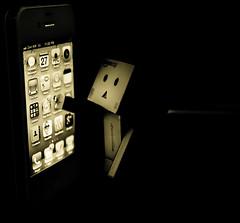Danbo (Faisal Alrajhi) Tags: google 4 iphone danbo