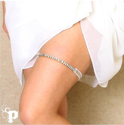 chain garters 2