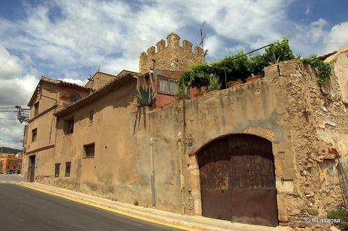 Montblanc, Tarragona by Rufino Lasaosa
