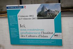 Institut des Cultures d'Islam / Mosquée Al Fath