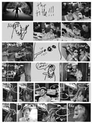 Fumetti Page 1 rough draft
