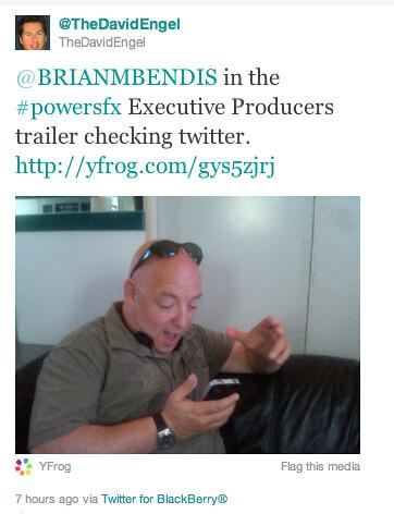 @BRIANMBENDIS