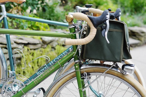 Rivendell Sam Hillborne vs Royal H Randonneur Collaboration