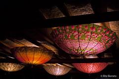 Luminárias (Dri & Dan) (Rita Barreto) Tags: brasil bahia decoração nordeste iluminação sombrinhas penínsulademaraú barragrande luminárias suldabahia costadodendê caféedelícias