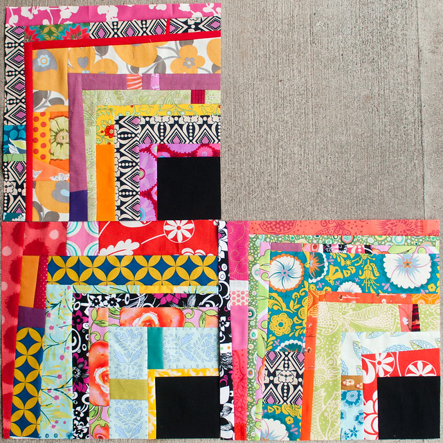 Bee Liberated Blocks for Heidi
