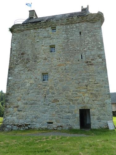 Gilnockie Tower, Near Langholm