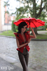 Elyse in a Rain (em`lia) Tags: dorothy photo doll dominique fr elyse gohome fr2 emlia