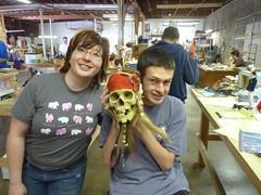 numbskull and skull