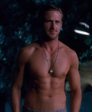 Ryan Gosling's ABS