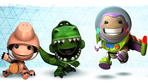 Little Big Planet 2 To Get Toy Story Levels and Costumes as DLC