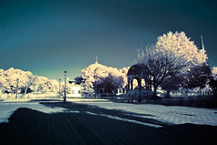 Midnight Blue, Sultan Ahmet Plaza (jc reyes) Tags: sunset apple photography travels nikon landscaping tripod 15 tokina infrared pro mm grip 77 hoya ballhead d300 r72 1116 macbook manfortto 293corei78gbram2011wacomturkeyasiaeuropemuslim
